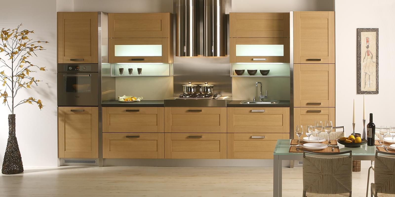 Dialog kitchens modern classic kitchens for Classic kitchen