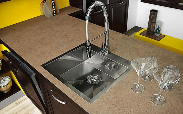 Dialog Kitchens - Sinks and taps